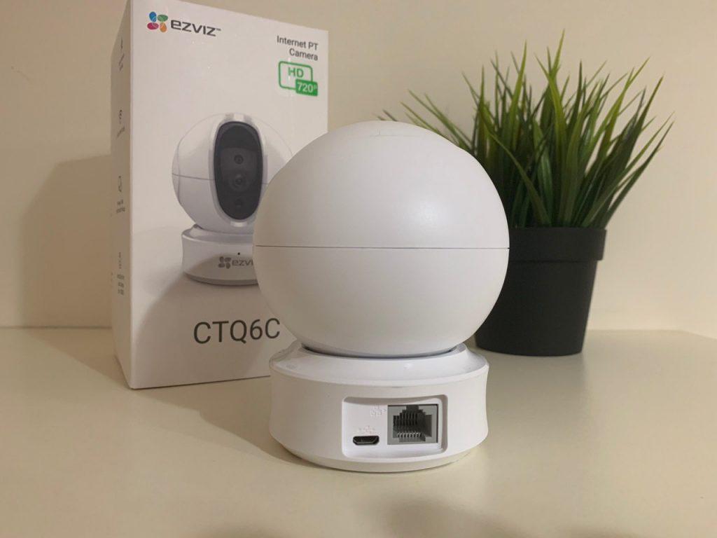 EZVIZ CTQ6C videocamera