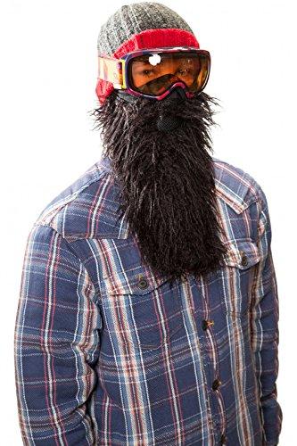 Beardski - Maschera da pirata per lo sci