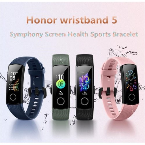 HUAWEI Honor Band 5 Smart Bracelet Sports Smart Watch Standard Edition NFC Edition