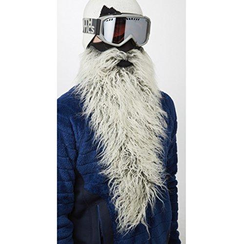 Maschera sci Beardski Easy Rider,snowboard