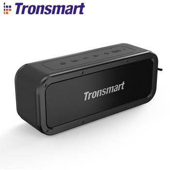 Tronsmart Elemento di Forza Bluetooth Altoparlante IPX7 Altoparlante Portatile Impermeabile 40 W Altoparlanti Del Computer 15 H tempo di Gioco con Subwoofer, NFC