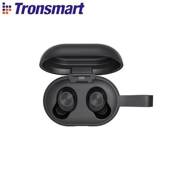 Tronsmart Spunky Battere Bluetooth TWS Auricolare APTX Auricolari Senza Fili con QualcommChip, CVC 8.0, Touch Control, Assistente Vocale