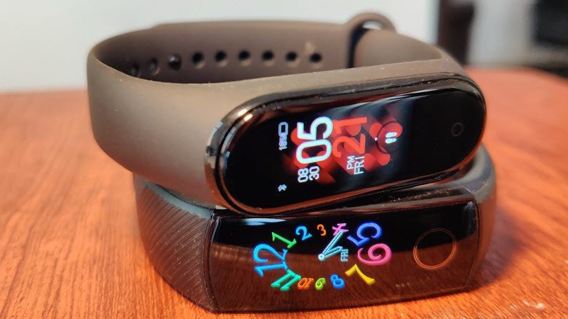 Honor Band 5 Vs Mi Band 4 Quale fitness tracker è meglio 7