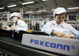 Foxcoonn (il fornitore Apple) sta discutendo con FIAT una partnership sulle auto elettriche in Cina