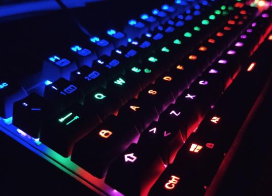 KM-G6 ecco una tastiera meccanica economica ma decente