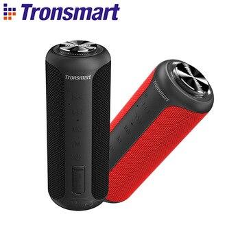 Tronsmart T6 Più (Edizione Aggiornata) Bluetooth 5.0 Speaker 40W Portatile Tws Altoparlante IPX6 Colonna con Nfc, carta di Tf, Usb Flash Drive