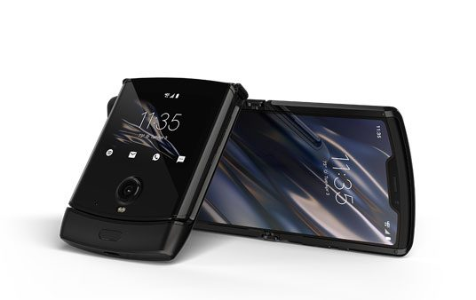 Motorola Razr è il telefono più complicato che iFixit abbia mai smontato