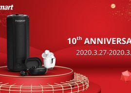 10th Anniversario Aliexpress: prodotti Tronsmart in offerta
