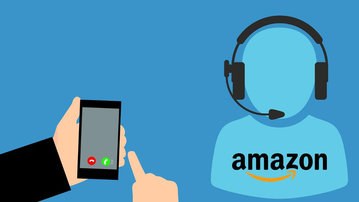 Come si contatta Amazon   InfoDrones.It