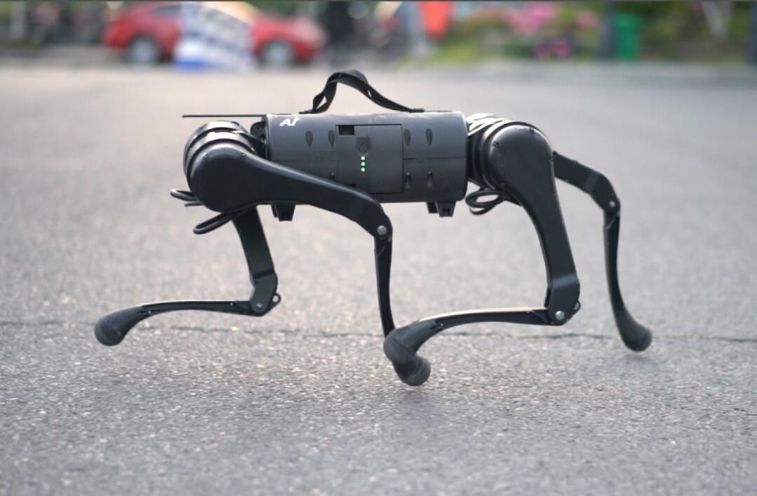 Incontra Unitree A1: un cane robot fabbricato in Cina che puoi camminare-cnTechPost