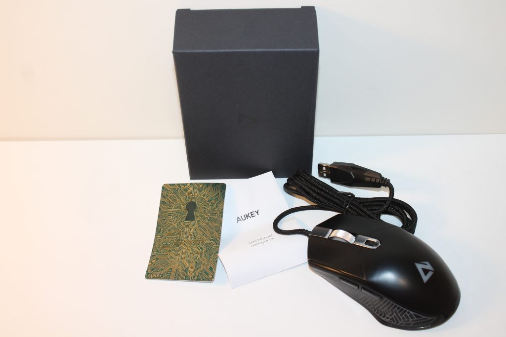 Mouse Aukey Scarab