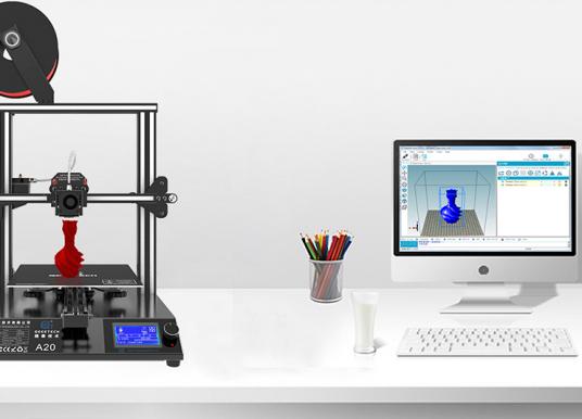Geeetech A20 stampante 3D FDM – recensione