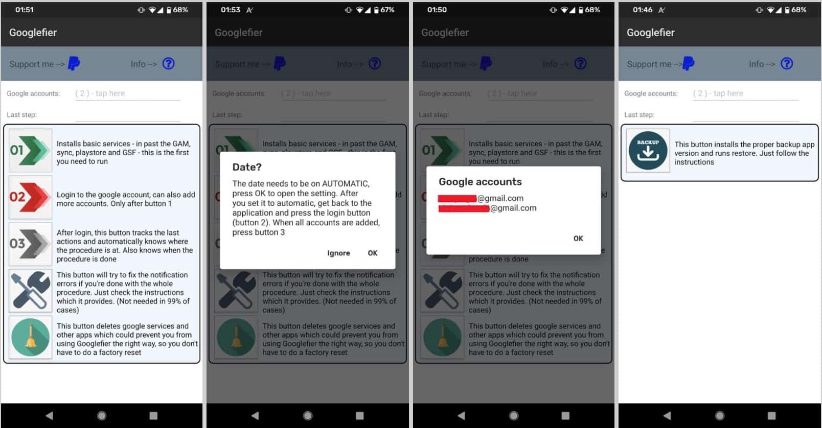 Lo sviluppatore lancia l'app per installare i servizi Google sui telefoni Huawei-cnTechPost
