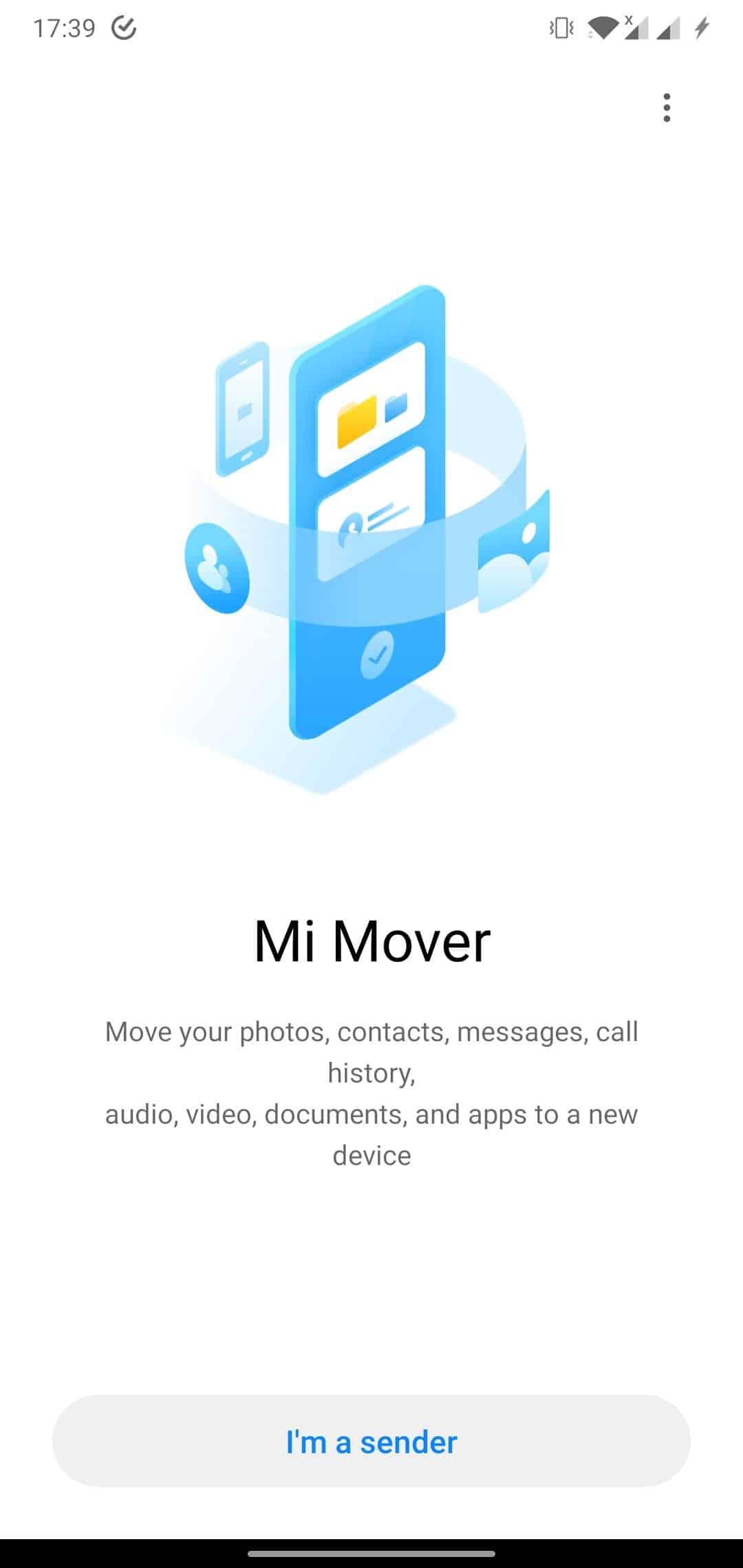 App Xiaomi Mi Mover
