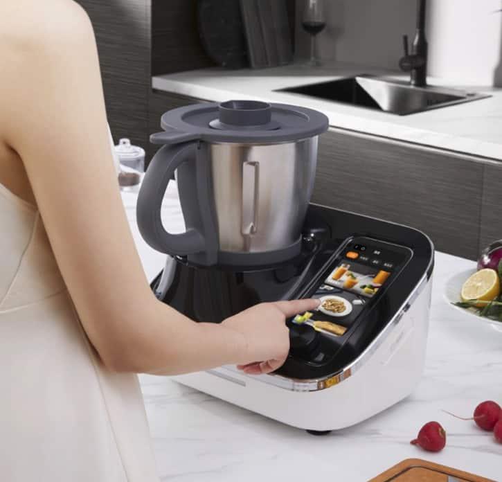 Robot Da Cucina Xiaomi Ocooker Alternativa Al Bimby Di Xiaomi In Crowdfunding